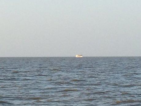 Sailboat crewing