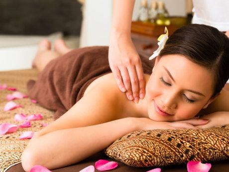 Massage therapy, yoga, & PADI Scuba