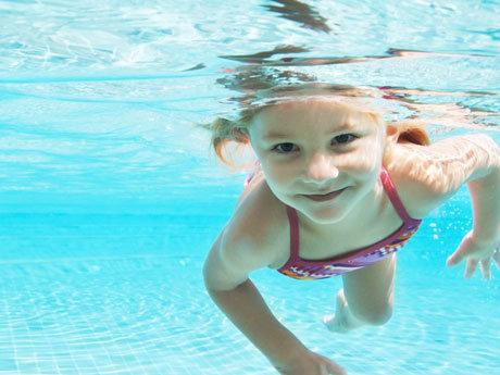 60 min swim lesson