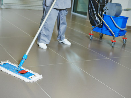 After Hours Small Business Cleaning