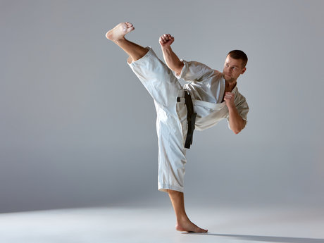 Shotokan Karate Instruction
