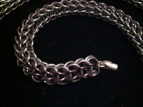 Full Persian Chainmaille Necklace