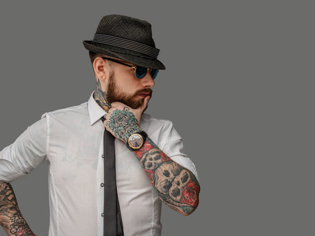 Custom artwork for tattoos and.....