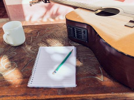 Lyric writing