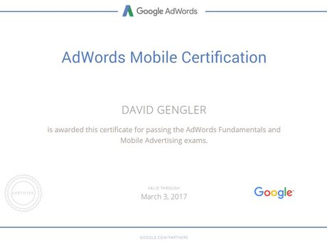 Adwords Review and Consult - 30min
