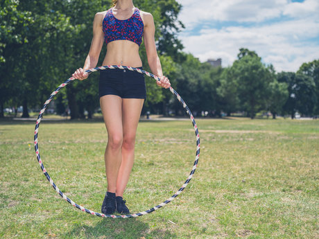 Intermediate Hula Hoop Fitness/Fun