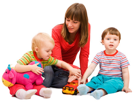 Professional Nanny Services