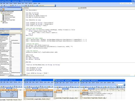 Excel VBA Coding