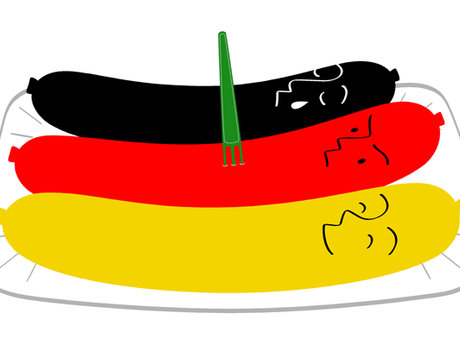 German conversation practice