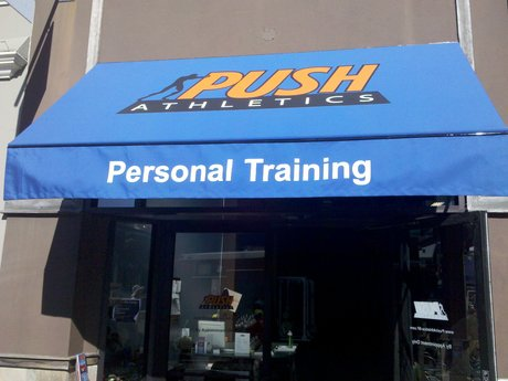 Fitness lessons / personal training