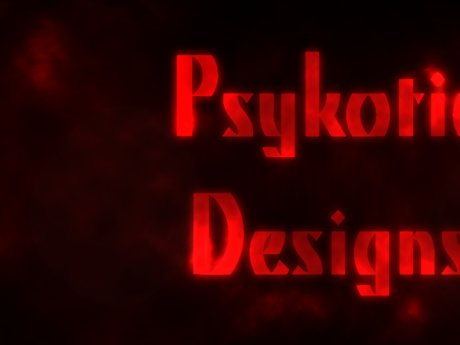 Psykotic Designs (Graphic Design)