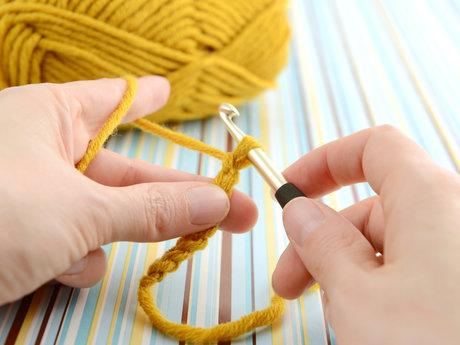 Crochet Blanket - Baby (3' x 4')