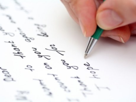 1 hour of speech writing