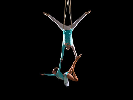 Acrobatics lessons