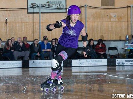 Roller derby / Skate training