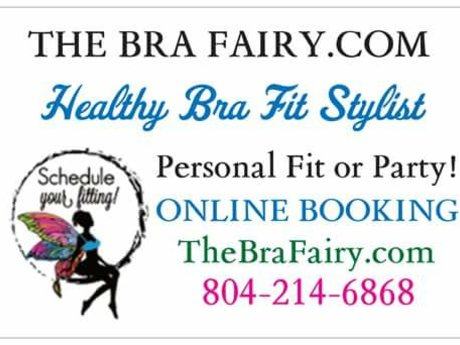 Professional Custom Bra Fitting
