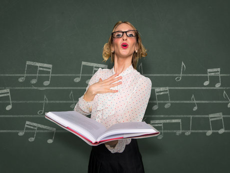 Voice and music theory Lessons