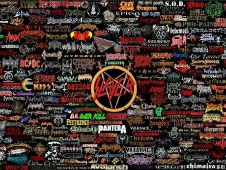 Metal Band Moods