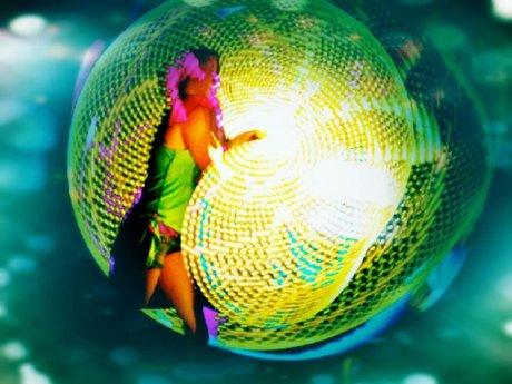30 minute hula hoop lesson