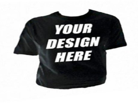 Create custom tee shirt