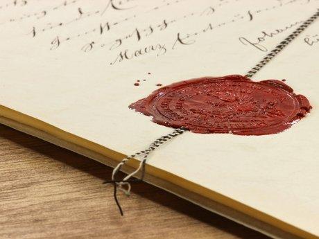 Notary Public - notarize docs