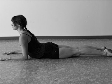 60 minute Yin yoga session