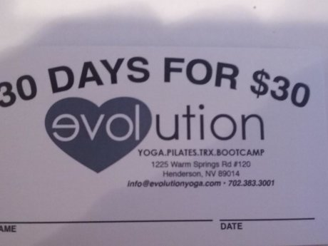 Yoga, Pilates,TRX, Bootcamp