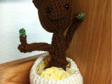 Crochet a trivet!