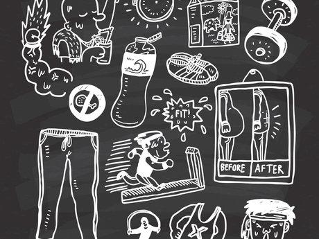 Chalkboard Art for Businesses