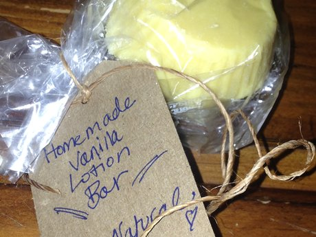 All Natural Lotion Bars