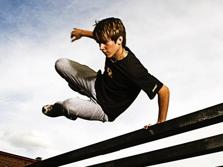 Parkour Training and Conditioning