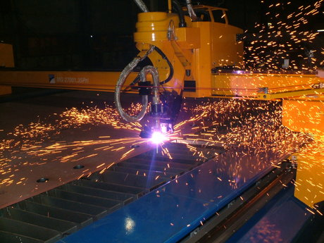 Welding and CNC plasma cutting