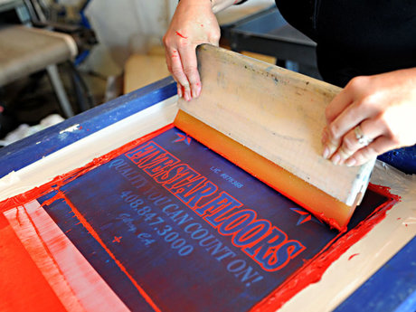 Silk Screen Anything!