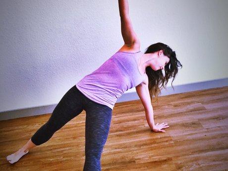 60-75 min  Yoga Class