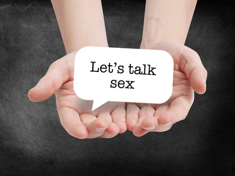Talk to me about sex!