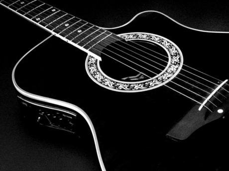 Beginner guitar lessons .
