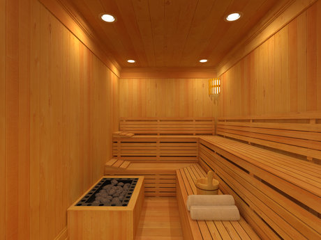 30 min Infrared Sauna Session