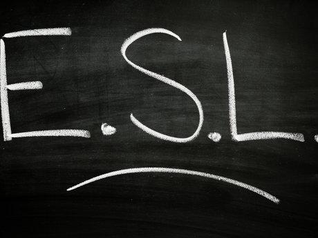ESL tutoring