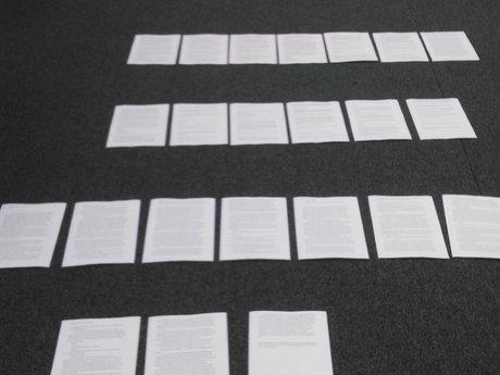 Editing/Revision