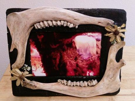 Bone jewlery