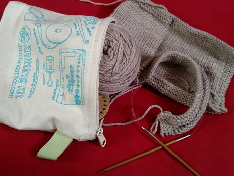 3 hour Basic Knitting class