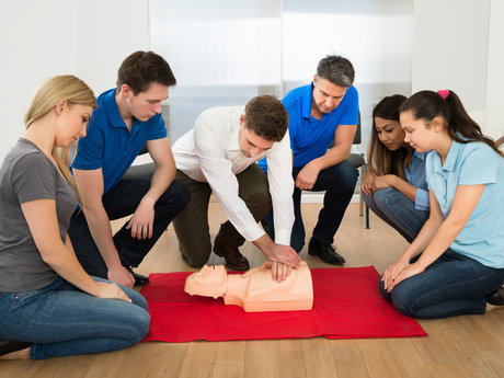 Custom CPR and First Aid Class