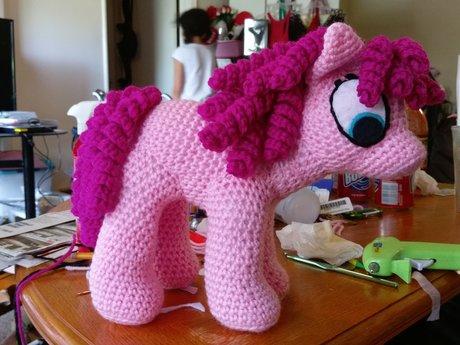 Crochet lesson