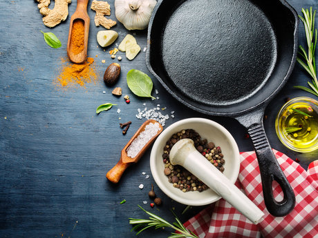 Cook a meal accommodating dietary r