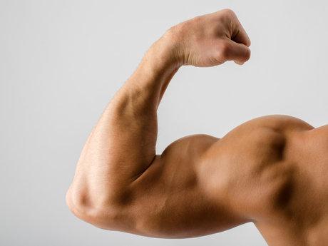 "6'5"" 300lbs. - strongman"