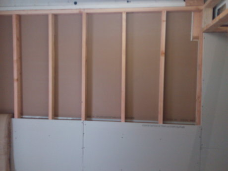 Remodeling construction fabrication