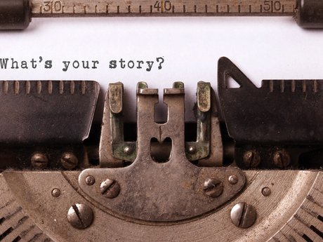 Tell Your Story:  Writing & Editing