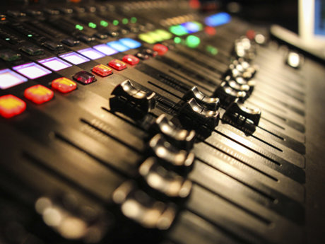 Music recording/play in the band