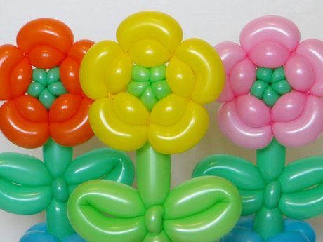 30 minute balloon twisting lesson
