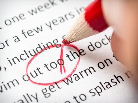 Edit your paper/essay/letter